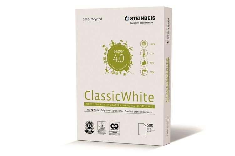 Steinbeis Classic White